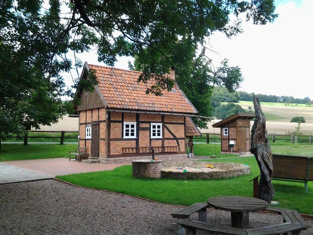 Backhaus in Göstrup