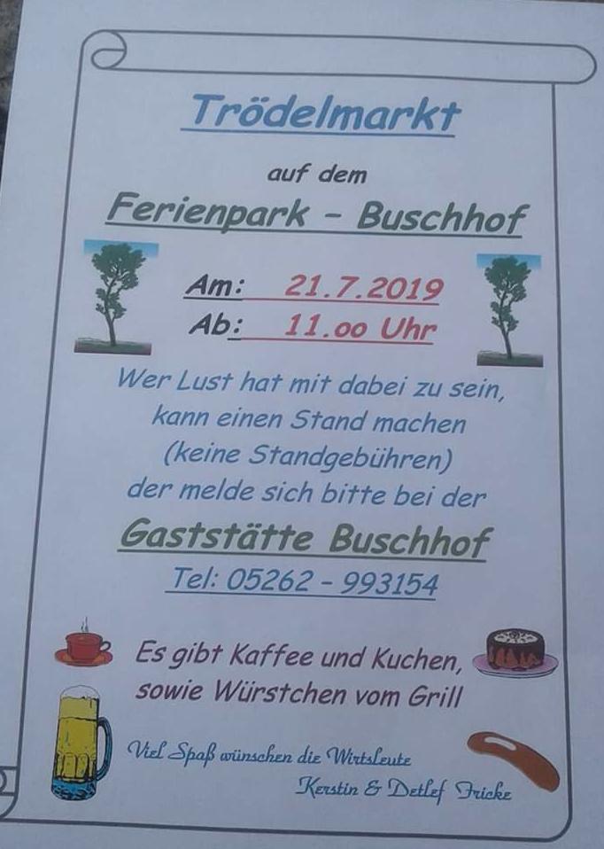 Troedelmarkt Buschhof